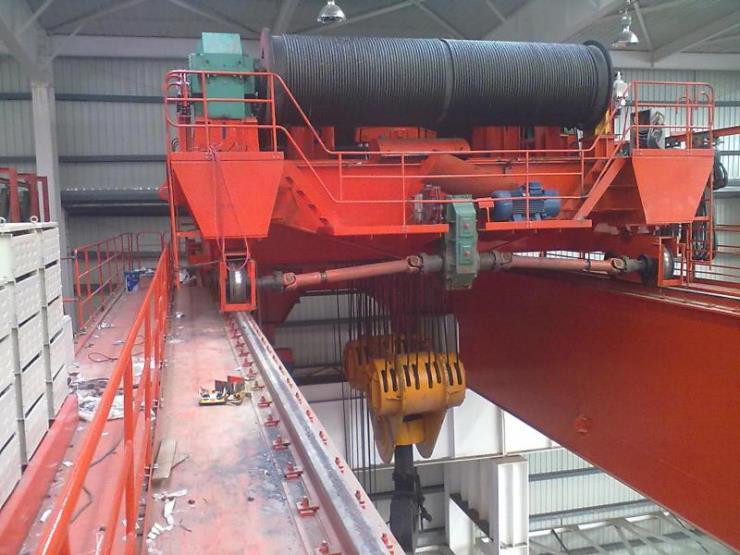 QD型75/20-100/20t吊钩桥式起重机L型架桥机配件