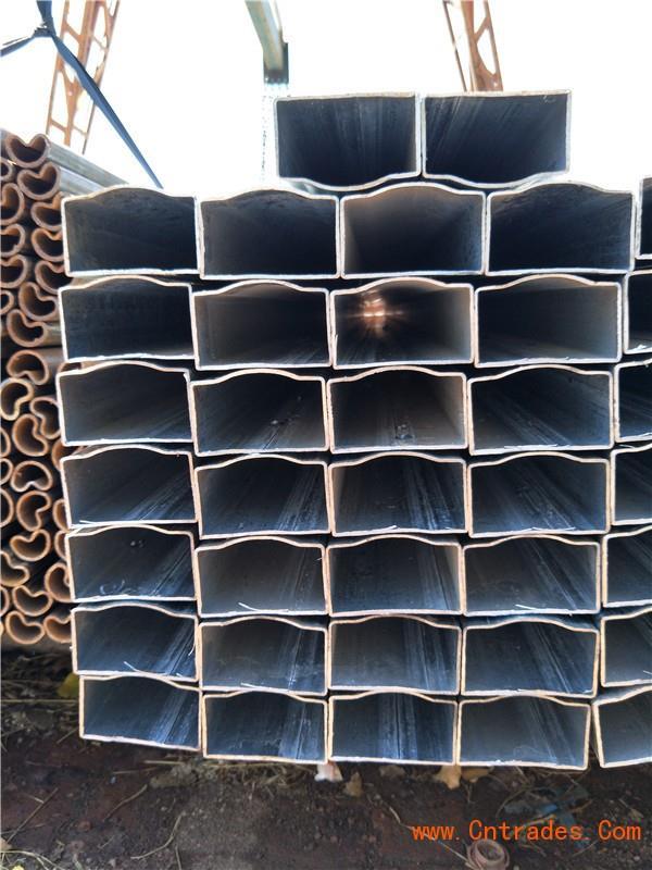 扁圆钢管,不锈钢扁圆钢管生产厂家