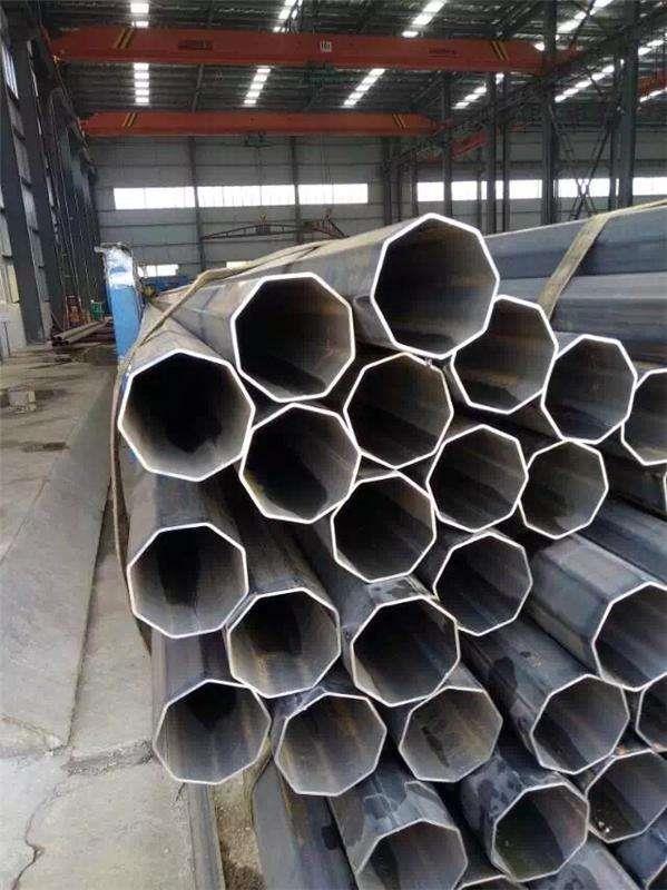 150*150镀锌八角管加工厂