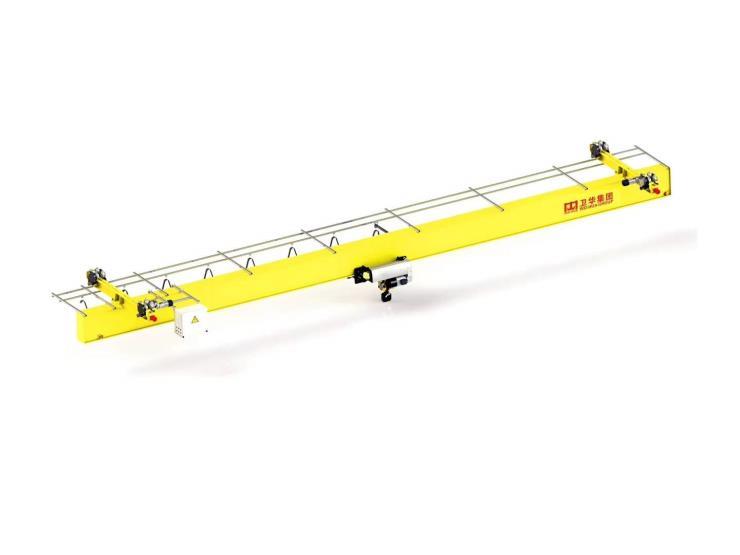 無塵式25.5米1噸吊鉤橋式起重機