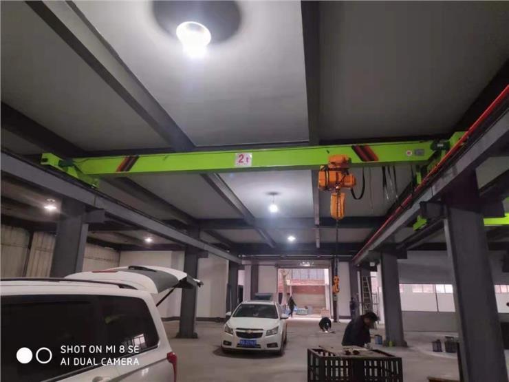 耐低溫8噸22.5米橋式起重機裝卸橋5t-40m(桁