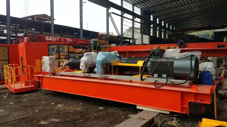 資興160噸衛華13.5m冶金起重機多少錢