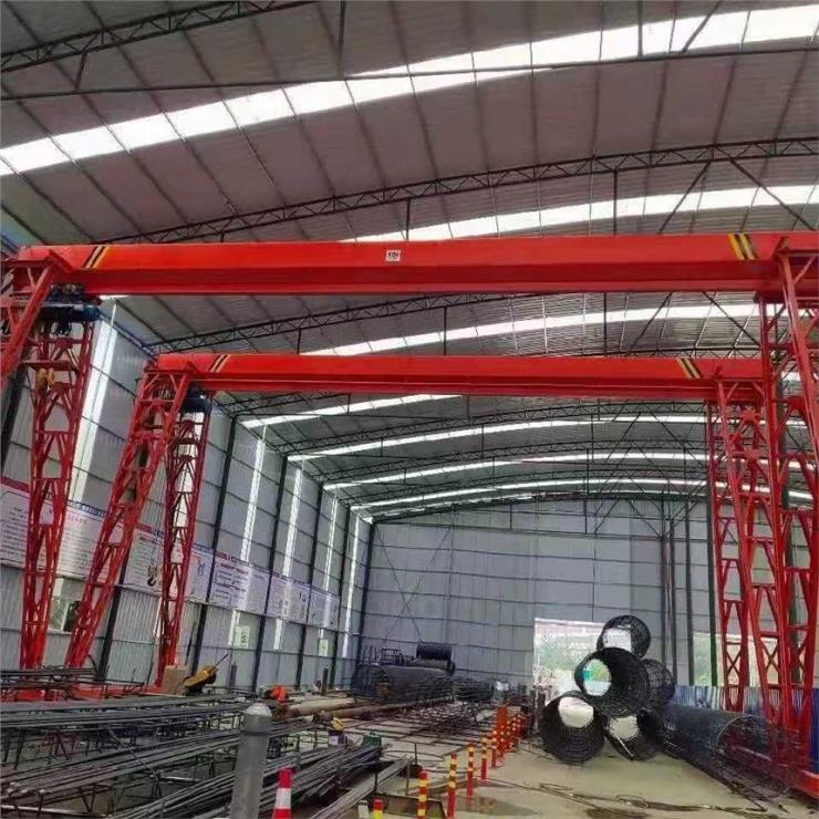 QC型5-16t电磁桥式起重机龙门葫芦配件