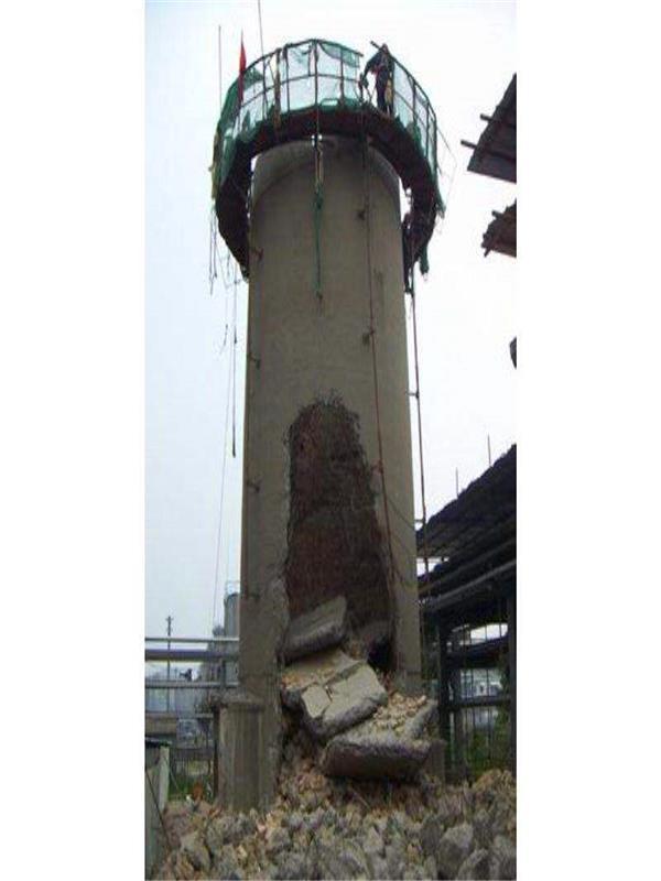 泉州烟囱拆除公司
