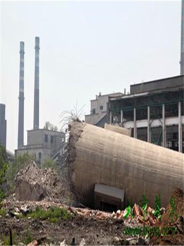 蚌埠烟囱拆除公司