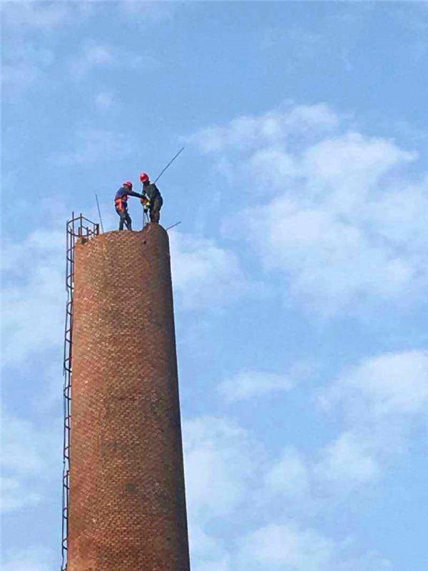 西安拆除烟囱的公司