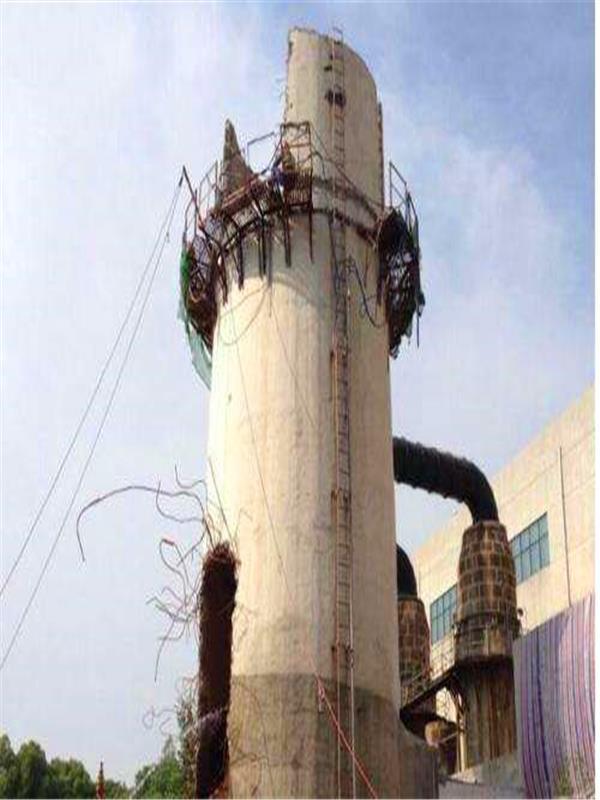 南昌烟囱保护拆除公司
