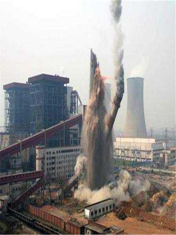 郑州烟囱拆除公司