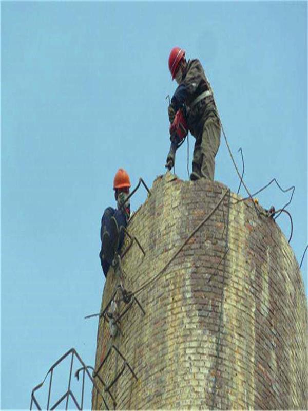 海南烟囱安装爬梯/欢迎访问
