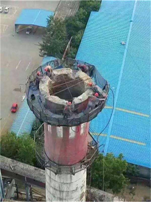 湘西专业烟囱拆除公司