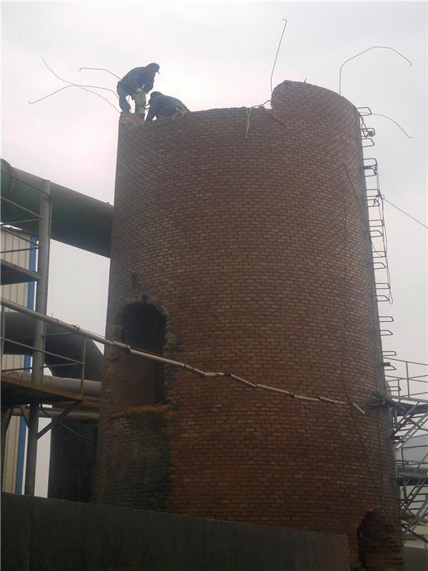 十堰拆除烟囱公司《欢迎来电咨询》