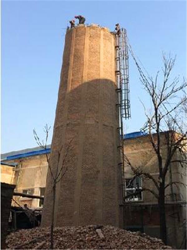 水泥烟囱拆除公司