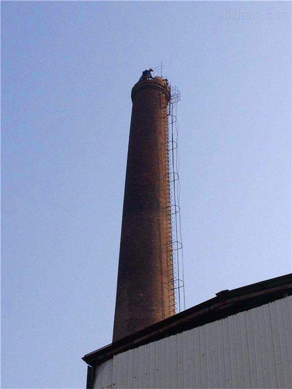 平涼拆除磚混煙囪公司