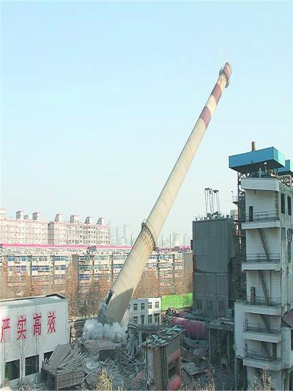 巴彦淖尔拆除烟囱公司《欢迎来电咨询》