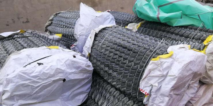 江西绿化喷浆铁丝网厂家直购镀锌勾花网
