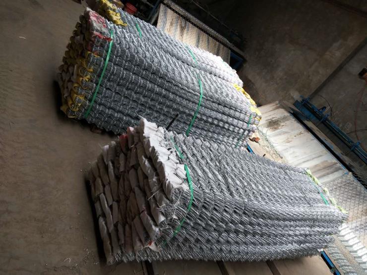 福州边坡绿化钢丝网品牌厂家绿化勾花网
