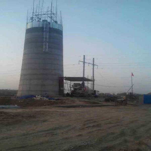 重庆150米混凝土烟囱新建公司欢迎您