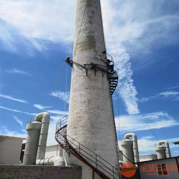 唐山烟囱在线监测平台更换施工单位欢迎咨询
