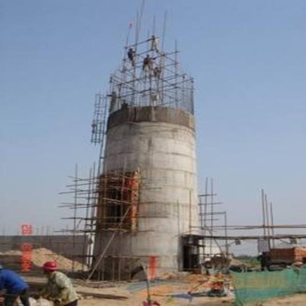 新余120米混凝土烟囱新建公司欢迎您