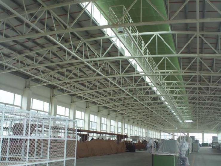 广西钢结构防火涂料厂房施工