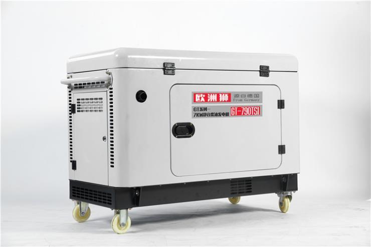柴油發電機6kw小型廠家