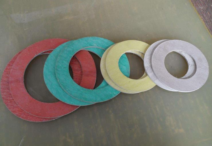高温高压橡胶石棉石墨垫大图