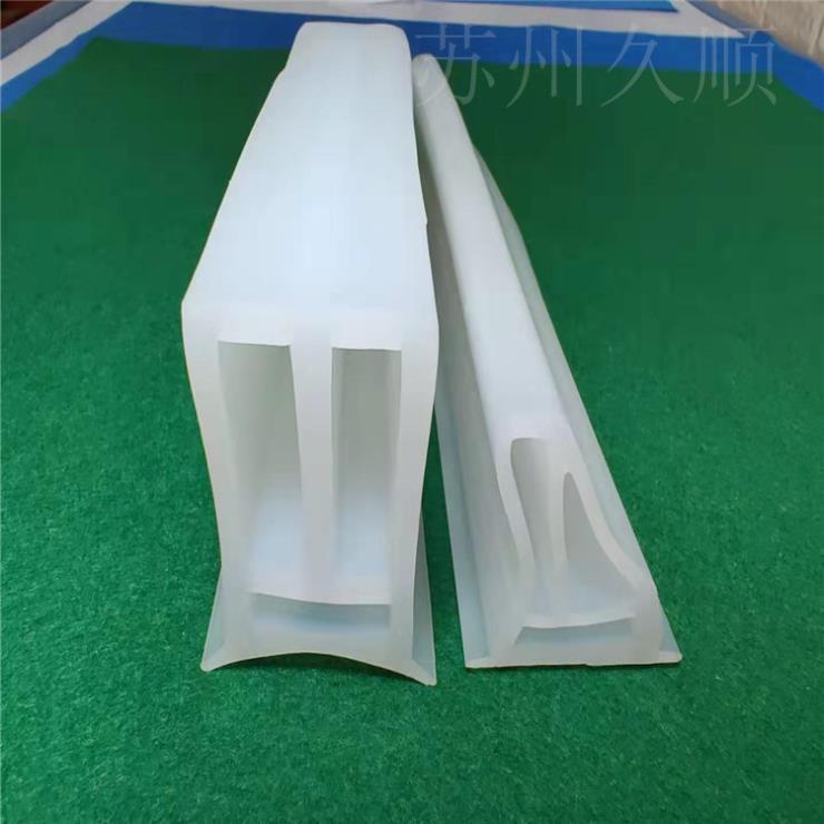 硅橡胶木门密封条防撞条皮条卡槽式隔音防风门条