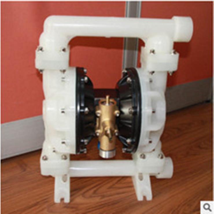 正奧泵業QBY-40F型塑料氣動隔膜泵酒精隔膜泵