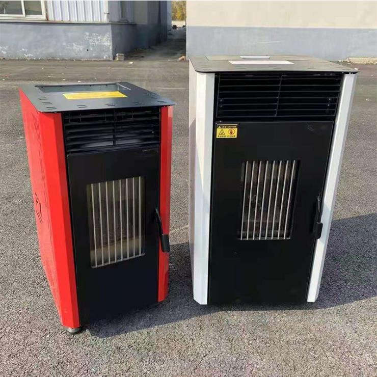 环保生物质颗粒取暖炉 冬季室内取暖炉 生物颗粒取暖炉