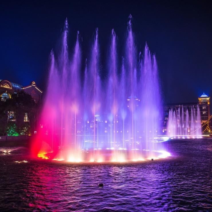 黑龙江大型喷泉多少钱
