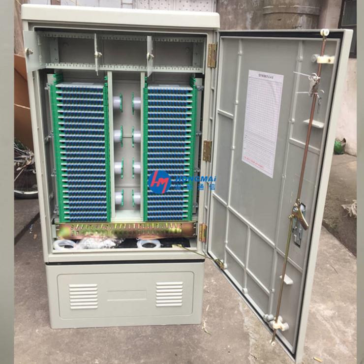 216芯三网合一光交箱室外共建共享光交箱