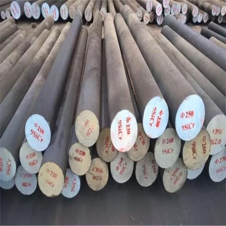 8MnSi合金工具钢8MnSi模具钢板材 圆钢可定尺切割
