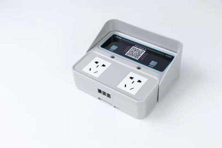 2路智能充电桩 ACX2A-YHN 刷卡 扫码功能