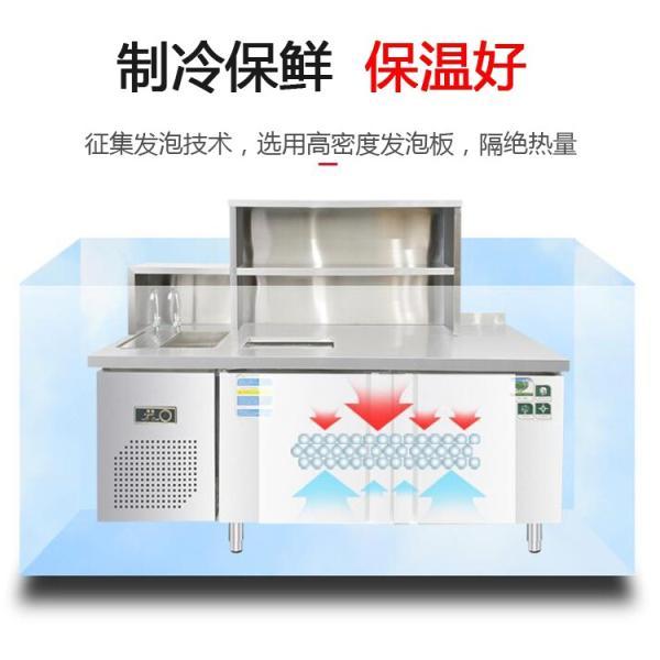 奶茶生產廠家-奶茶店的機器設備多少錢