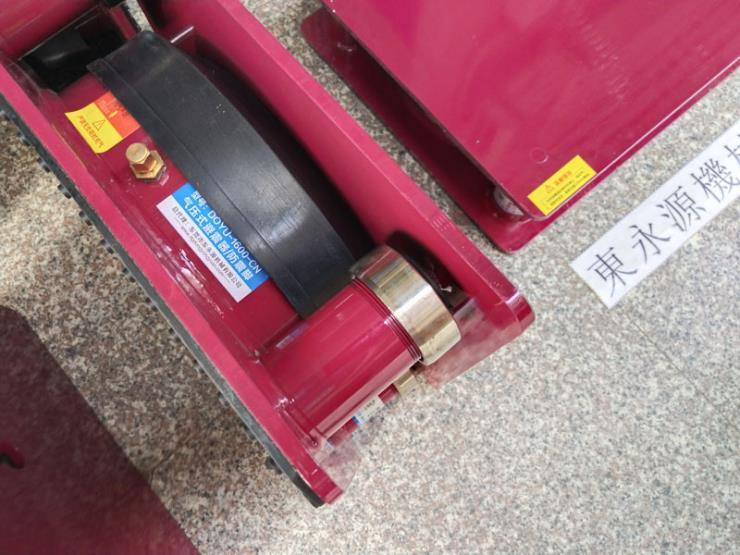 模切冲床隔震垫 打标机橡胶减振装置 选锦德莱
