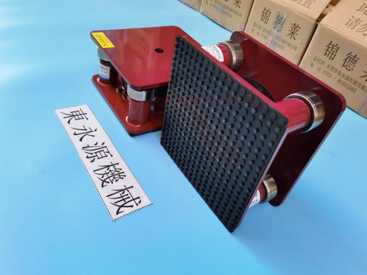 马尔三次元充气式隔振器 无纺布裁断机减振垫 找东永源