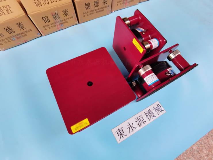 模切机减震器脚垫,纸板加工啤机减震垫 选锦德莱