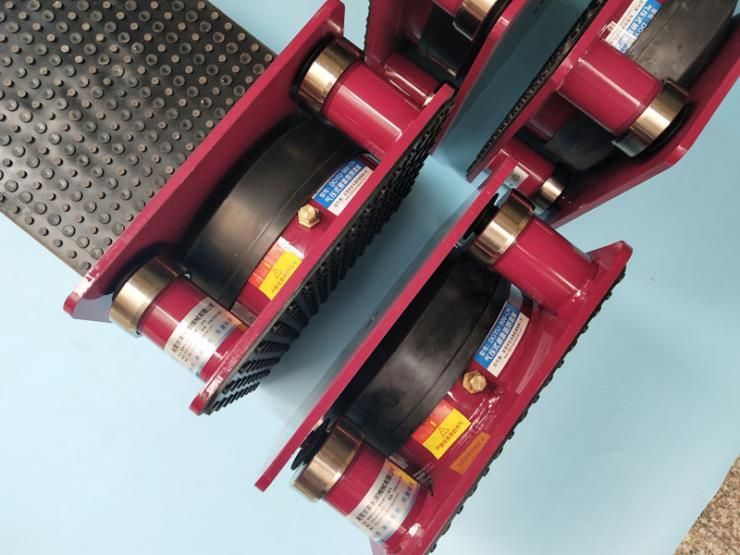 三次元减震装置,气压式防震脚,印刷业冲床避震器 锦德