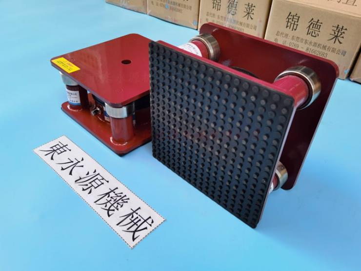 FARO三次元气垫隔振器 废纸打包机减振脚垫 找东永源
