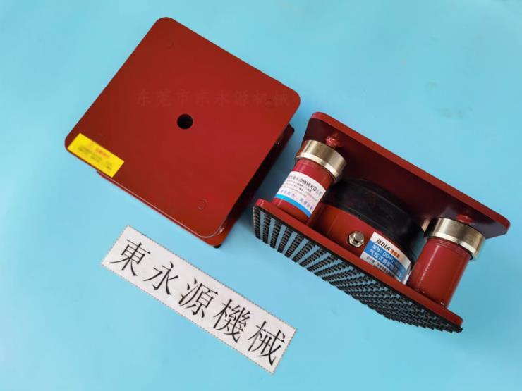 思瑞测量仪气垫减振器 ,石灰石粉碎机减振垫 找东永源