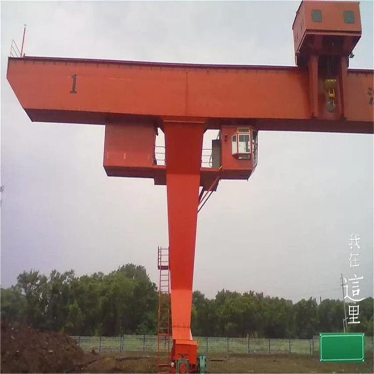 北京50吨变频控制柜集装箱起重机制造厂家