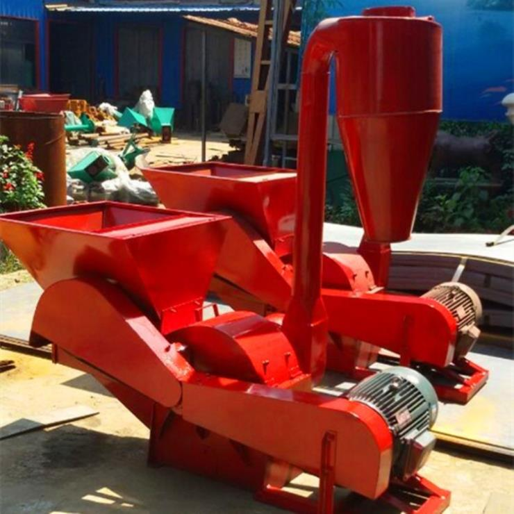 安徽阜阳玉米秸秆粉碎机 铭途家禽饲料加工破碎机