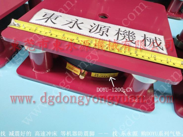 纺织机防震胶 边封热切制袋机防振脚 选锦德莱
