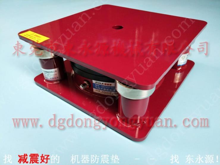 啤机减振装置,注塑机减震动的气垫 找东永源