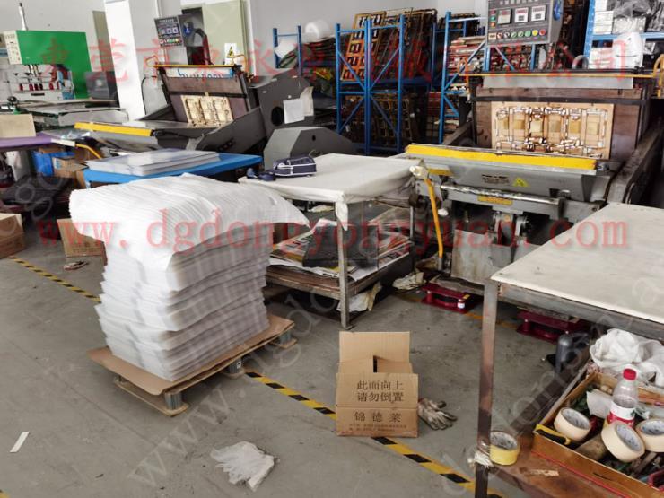 裁切机防震器 胶垫模切啤机减震垫 找东永源