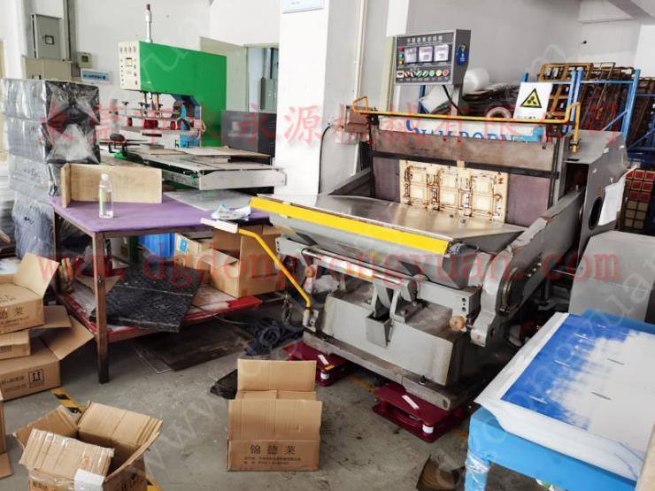 气压式减震垫 楼上缝纫机隔振气垫 选锦德莱