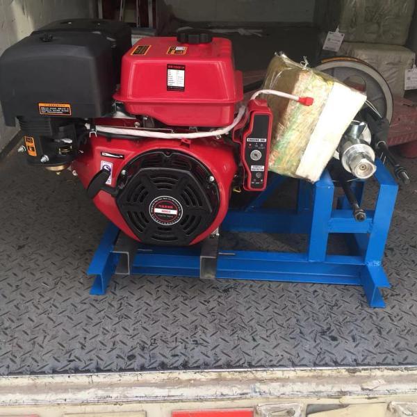 柴油膨化机 铭途二相电膨化机 车载式休闲食品膨化机