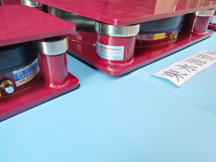 防震好的隔震垫 离心机充气式防震脚 选锦德莱