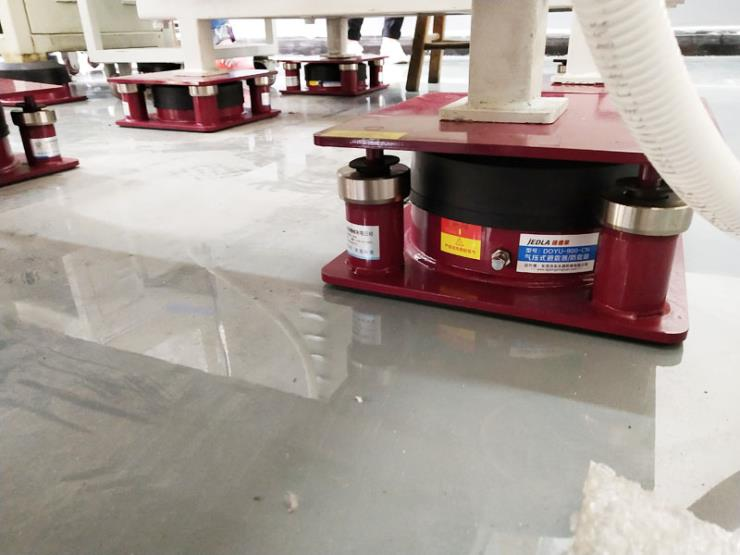 TESA三次元气压式隔震器 加工机械防地面震动垫 选