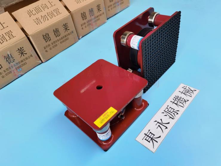 深圳樓上機器橡膠墊,測量設備減震器 選錦德萊